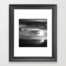Divergent Paths Framed Art Print