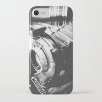 old school iPhone & iPod Cases featuring Old school  by Olivier P.