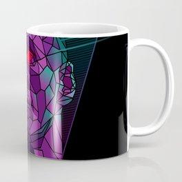 Neonnight 80s cyborg Coffee Mug