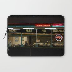 A Night at George's Diner Laptop Sleeve