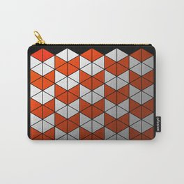 Metallic Stack Carry-All Pouch