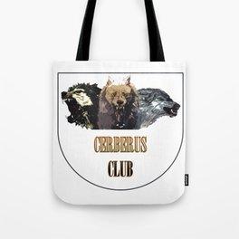 Cerberus Club Tote Bag