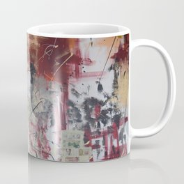 Abstract money Coffee Mug