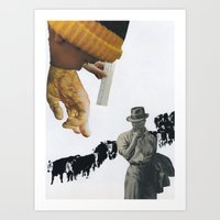 Only You Can Prevent The Spread Of BS! Art Print