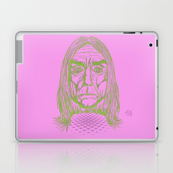 """Ready to Die"" by Tim Lukowiak Laptop & iPad Skin"