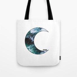 Moon Crew Tote Bag