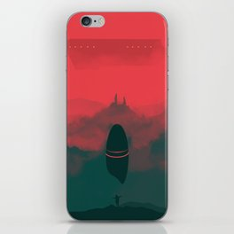 The Daily Life iPhone Skin
