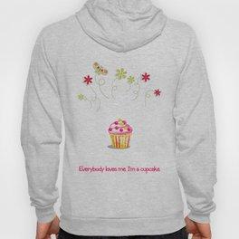 Cupcake Love Hoody