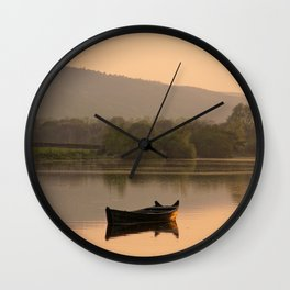 The Lone Cot Wall Clock