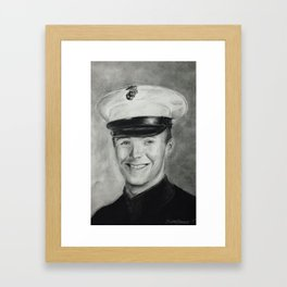 Erman Ray Altizer Framed Art Print