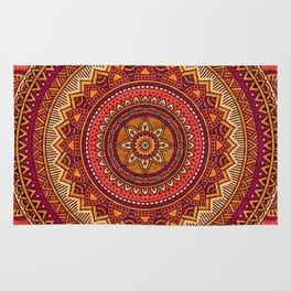 Hippie mandala 33 Rug