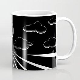 Dark Sky on the Horizon Coffee Mug