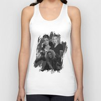 jessica lange Tank Tops featuring The Witches - Susan Sarandon, Jessica Lange and Meryl Streep by BeeJL