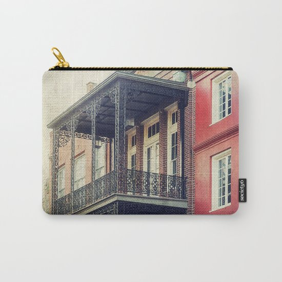 French Quarter Carry-All Pouch