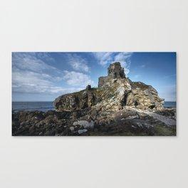 Kinbane Castle Canvas Print