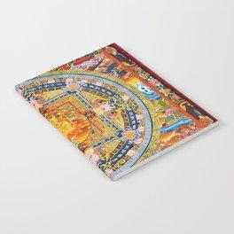 Mandala Buddhist 2 Notebook