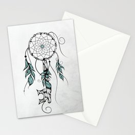 Poetic Key of Dreams Stationery Cards