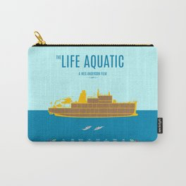 The Life Aquatic - Alternative Movie Poster Carry-All Pouch