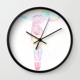 isa Wall Clock