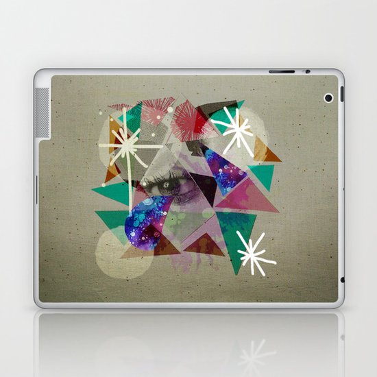 oh lovely things Laptop & iPad Skin