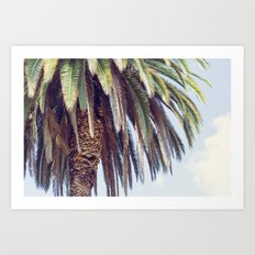 That Cali Life, No. 2 Art Print