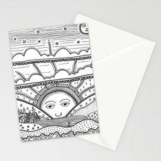 Paysage Stationery Cards