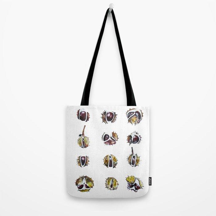 Chestnut Tote Bag