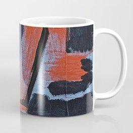 Wake Up The Mountains - Original Art Canvas Painting by Jacob von Sternberg aka Anutu Coffee Mug