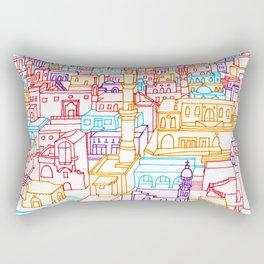 I Will Go Anywhere Rectangular Pillow