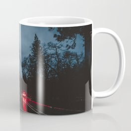 Yosemite Valley Gothic Coffee Mug