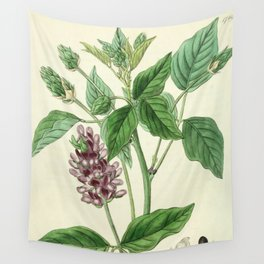 Faboideae Wall Tapestry