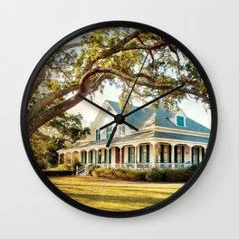 Southern Home Wall Clock