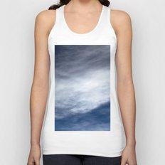 Sky Clouds Unisex Tank Top