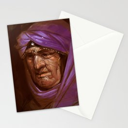 Bedouin Traveler Stationery Cards