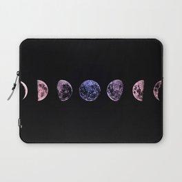 Ultraviolet Moon Laptop Sleeve