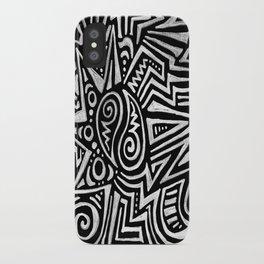 ART TRIBE iPhone Case