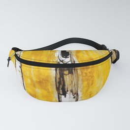Three Flying Figures Fanny Pack