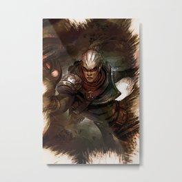 League of Legends LUCIAN Metal Print