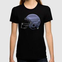 Gridiron Football Helmet T-shirt
