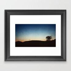 Sustainable Framed Art Print