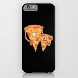 Pizza Slice Italian Food Family iPhone Case