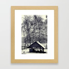 Winter's tale '33' Framed Art Print