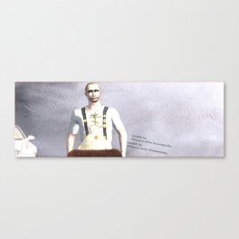 Coronatio Canvas Print