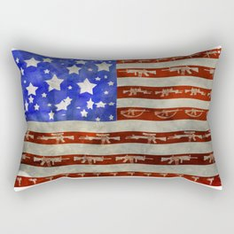 USA Rectangular Pillow