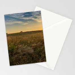 Sunset on the Heath Stationery Cards