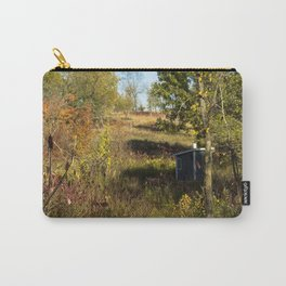 Tiny Shack Carry-All Pouch