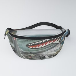 Fly Away to the Sky Fanny Pack
