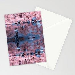 sakura miroir Stationery Cards