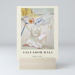 Poster-Salvador Dali-Helen of Troy. Mini Art Print