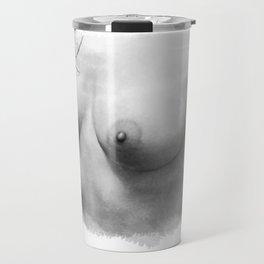 Sexy nude woman Travel Mug